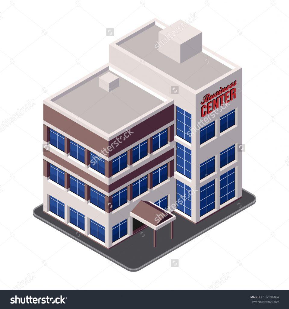 corporate office eros. Buildings clipart headquarters
