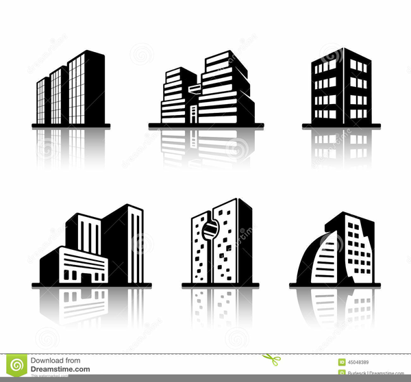 Building clipart high rise building. Free images at clker