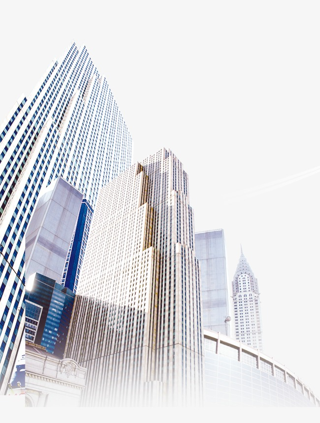 City buildings piano luxury. Building clipart high rise building