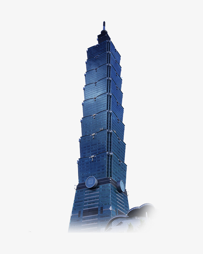 Building clipart high rise building. Buildings taipei png picture