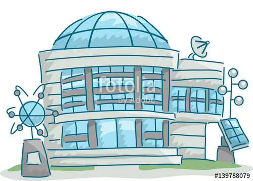 Lab clipart lab building. Science laboratory stock image
