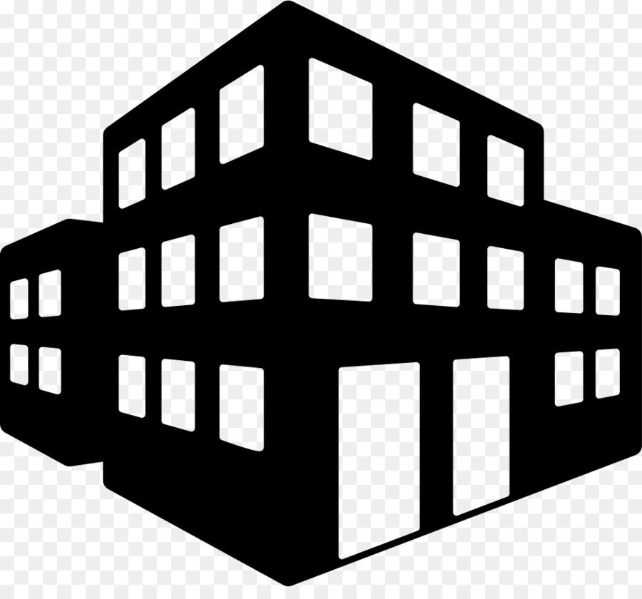 Computer icons building office. Buildings clipart clip art