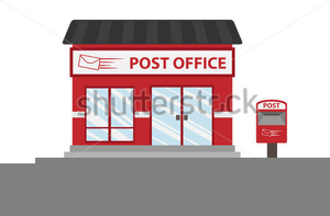 Building free images at. Buildings clipart post office