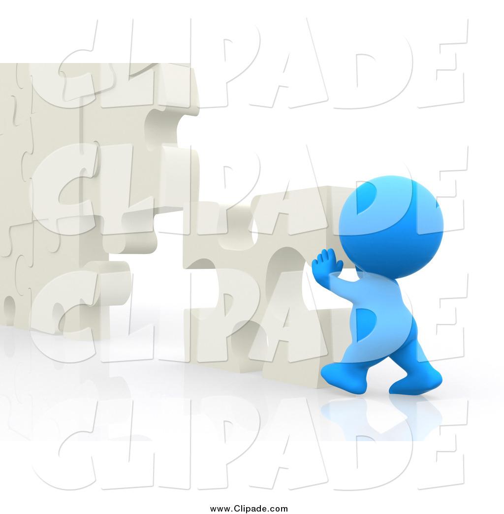 Clip art of a. Buildings clipart puzzle