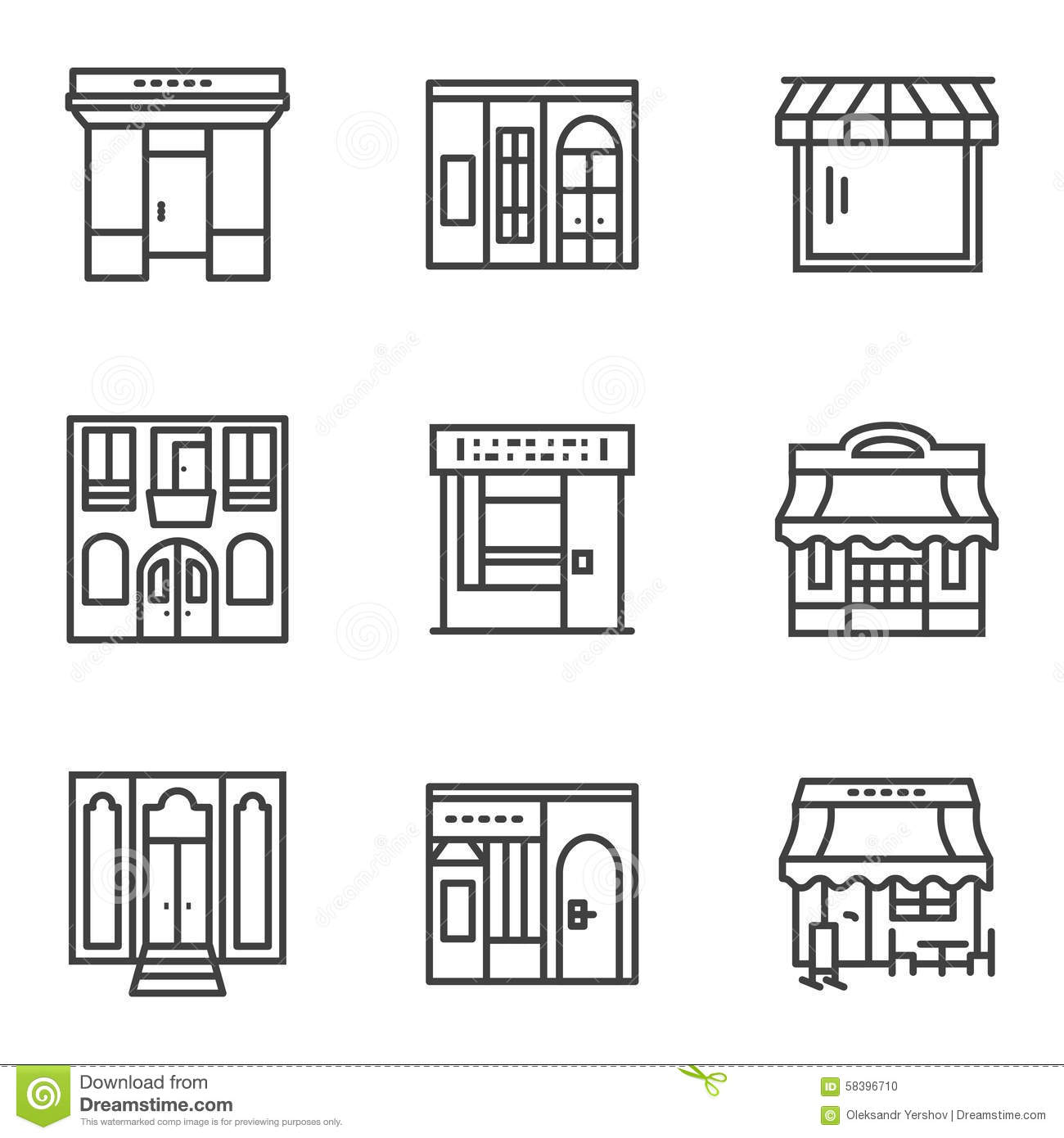 Buildings clipart simple.  collection of restaurant
