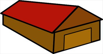 Free building perspective graphics. Buildings clipart simple