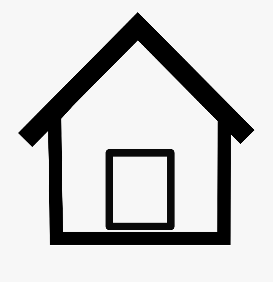 Buildings clipart simple. Building house home real