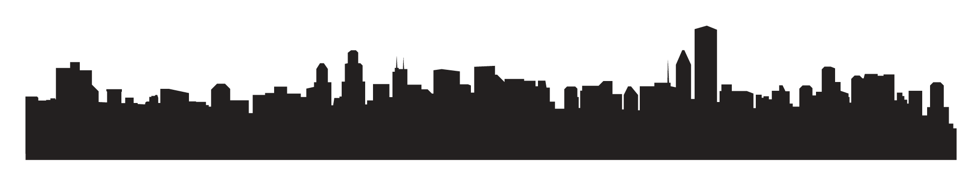 City vector png. Building silhouette at getdrawings