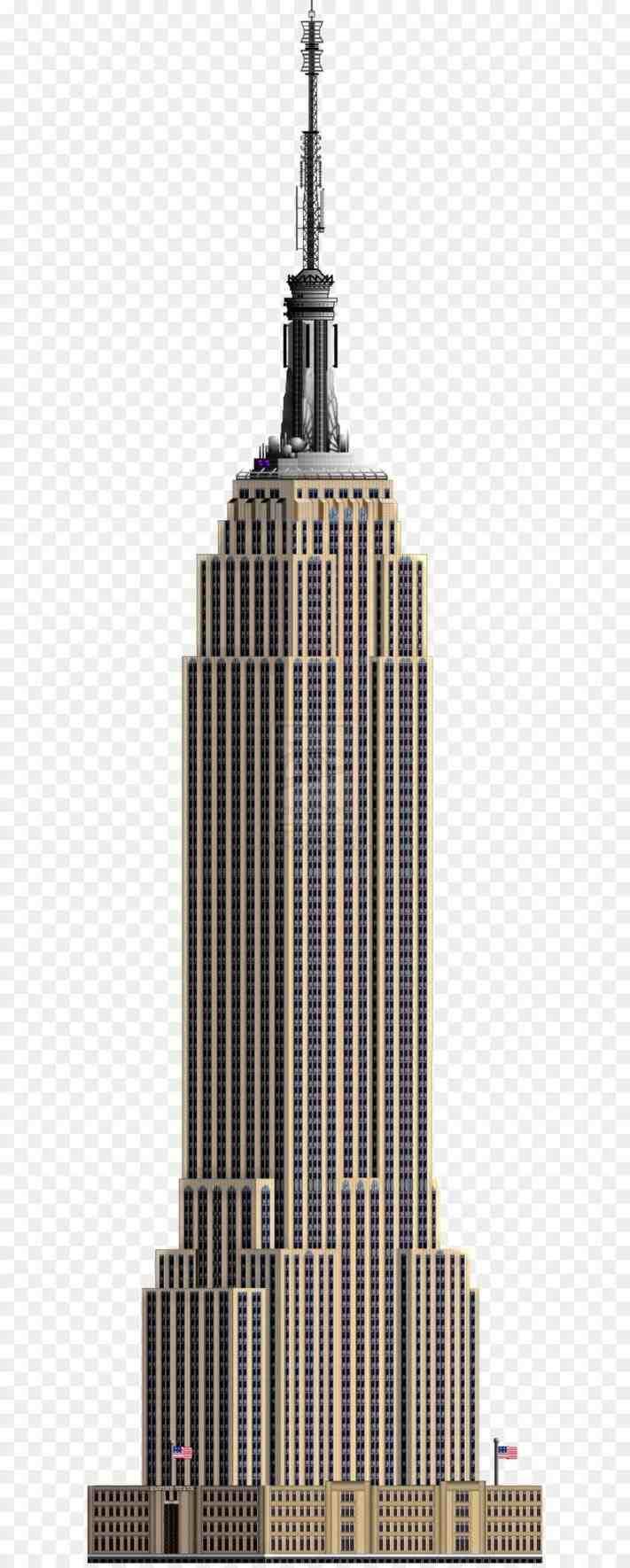 Buildings clipart skyscraper. Rhkisspngcom chrysler empire state