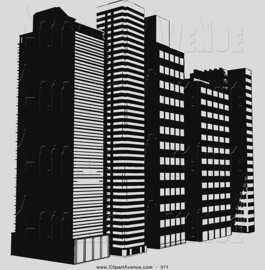 Latest of clip art. Building clipart tall building