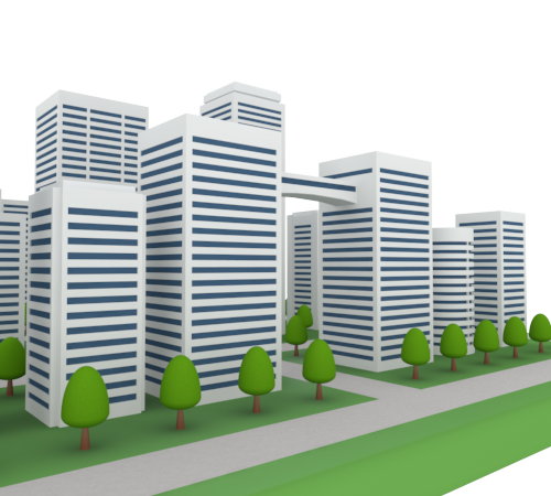 Buildings clipart transparent background. Building png images free