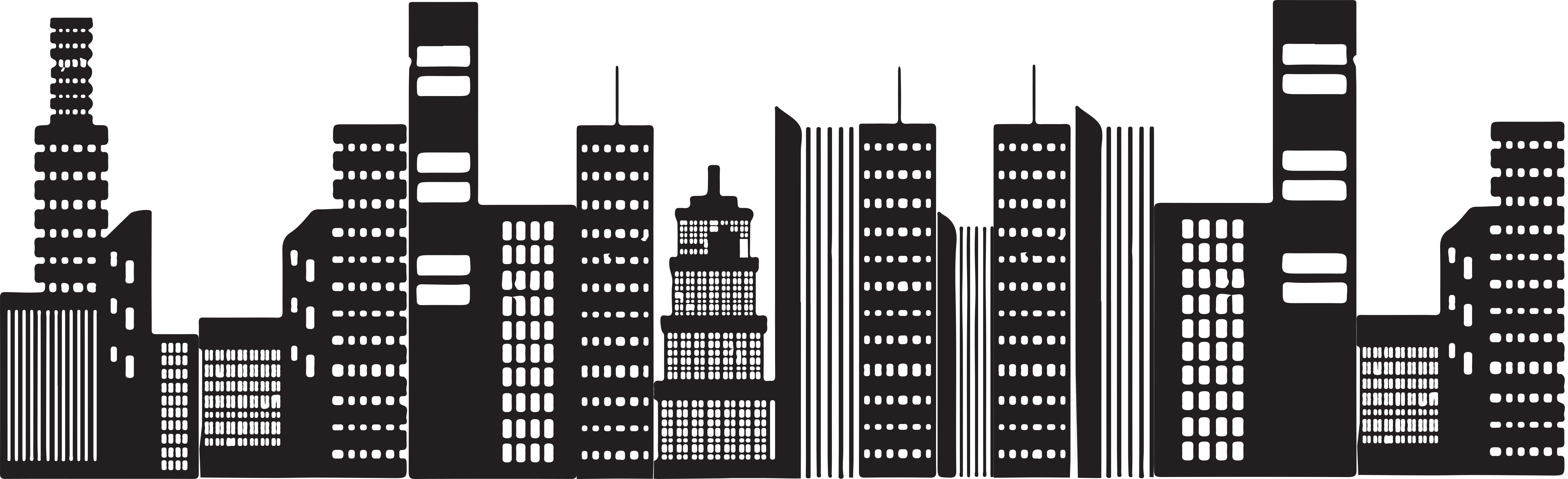 Buildings clipart vector. Building clip art free