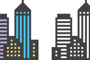 Cilpart. Buildings clipart