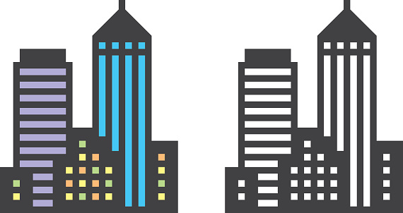 City clipartbarn clipartandscrap . Buildings clipart