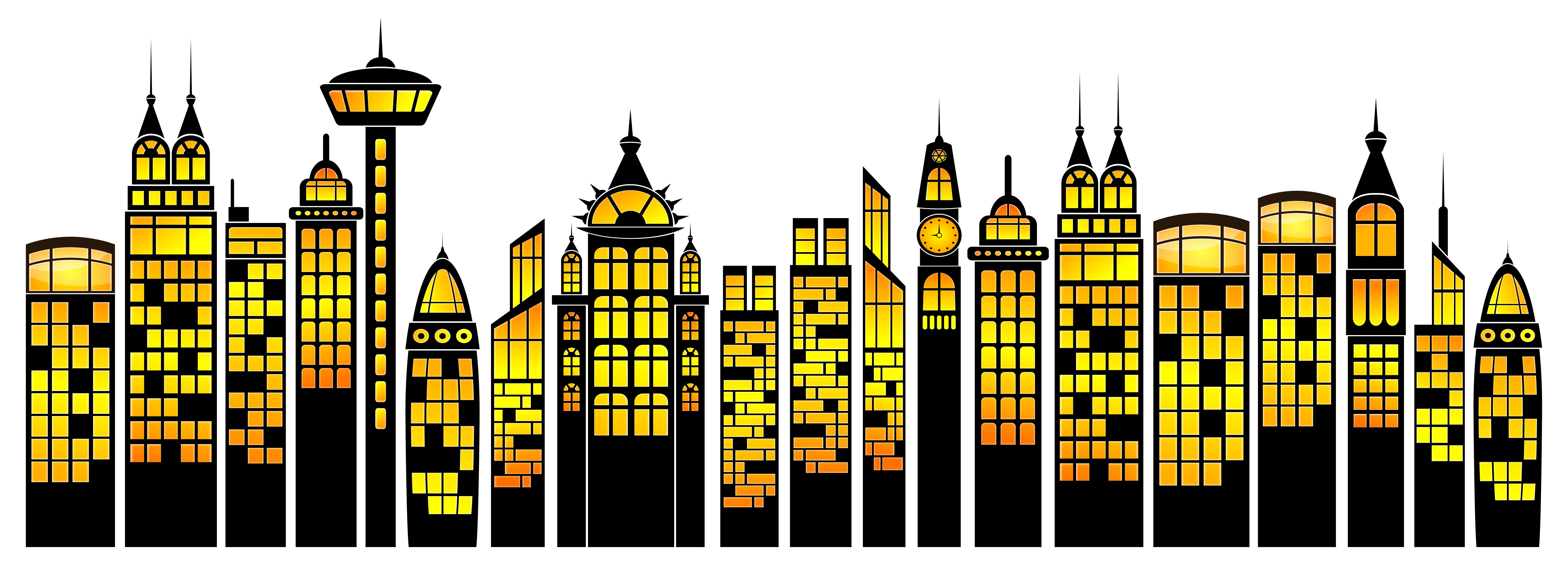 Station . Buildings clipart