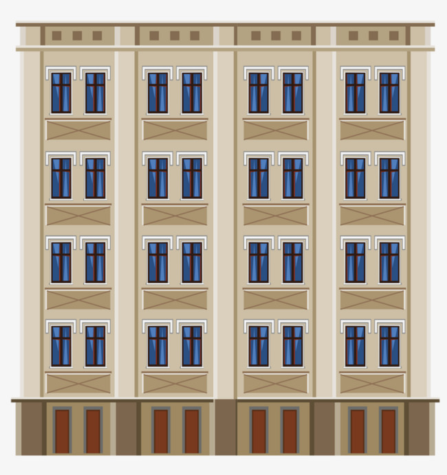 Win clipart building windows. Tall buildings architectural house