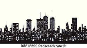 buildings clipart city building
