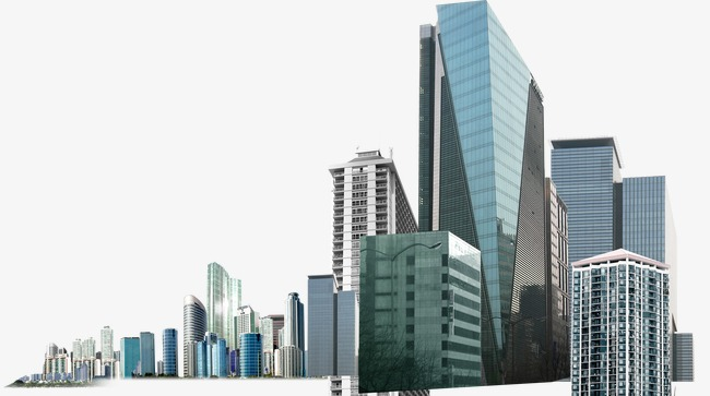 Buildings clipart city building. Aesthetic beautiful high rise