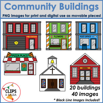 Buildings clipart comic book. Community clip art for