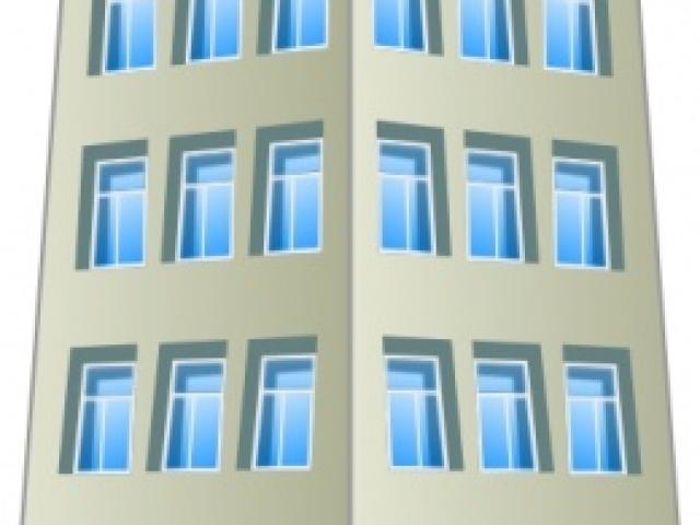 Buildings clipart condominium. Building free on dumielauxepices