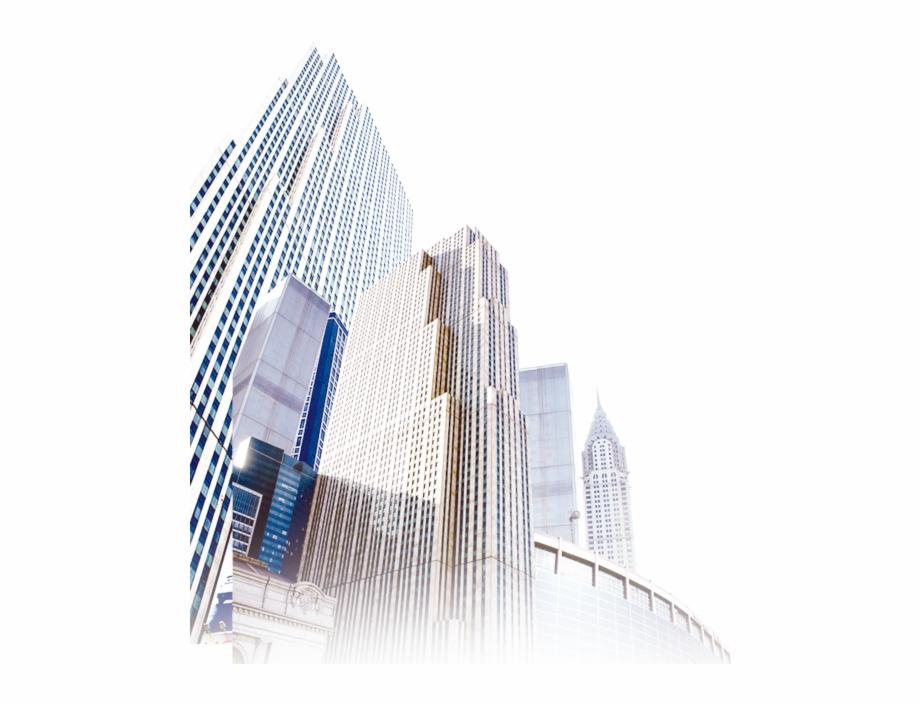 Transparent background png image. Buildings clipart corporate building