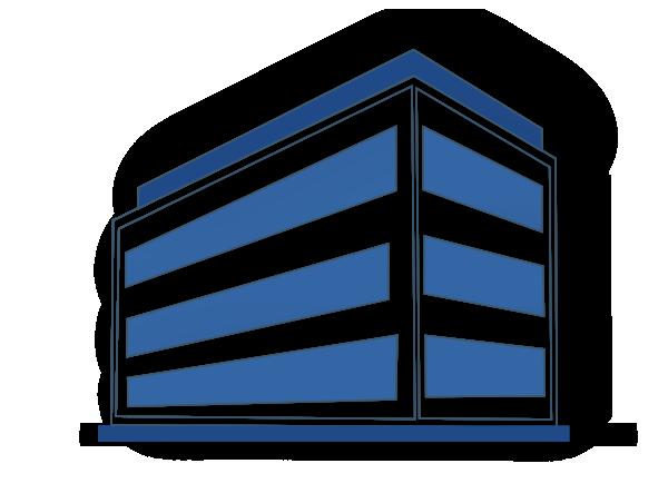 Buildings clipart corporate building. Commercial clip art at