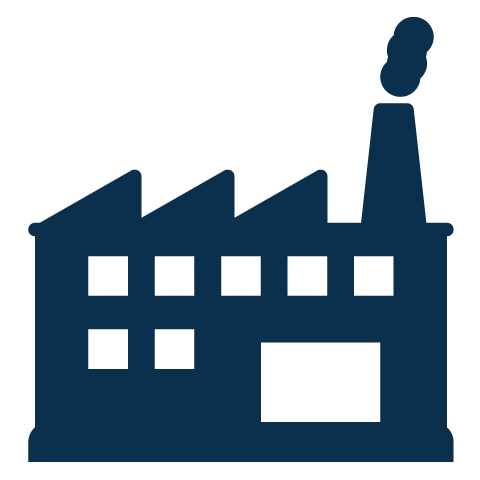 Environmental health and safety. Buildings clipart laboratory building