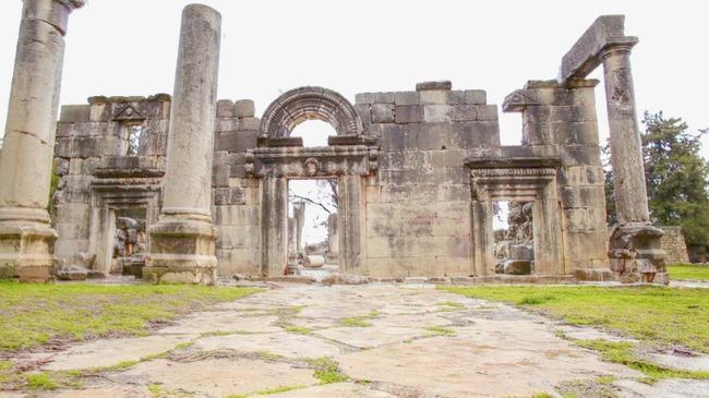 Buildings clipart old building. Ruins ancient antique png