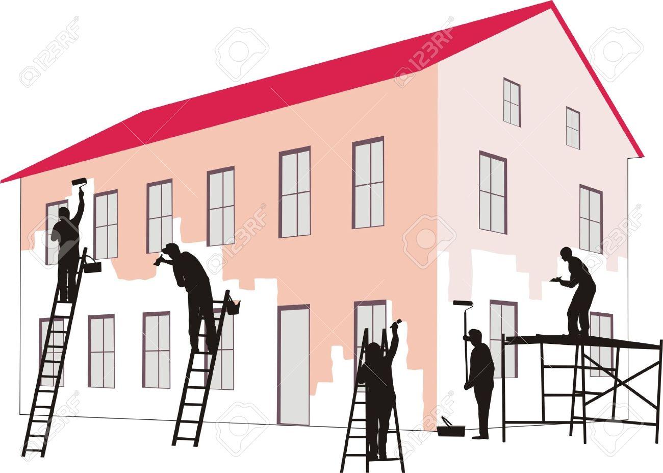 Gagnant promoters sunkadakatte bangalore. Buildings clipart painter