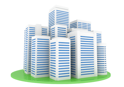 Free office tower cliparts. Buildings clipart skyscraper