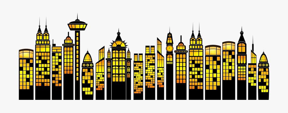 Buildings clipart skyscraper. Superman building superhero