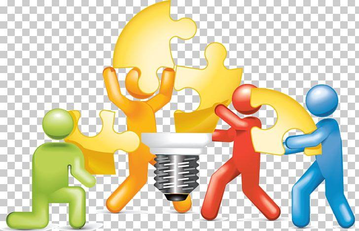 Buildings clipart teamwork. Problem solving social group
