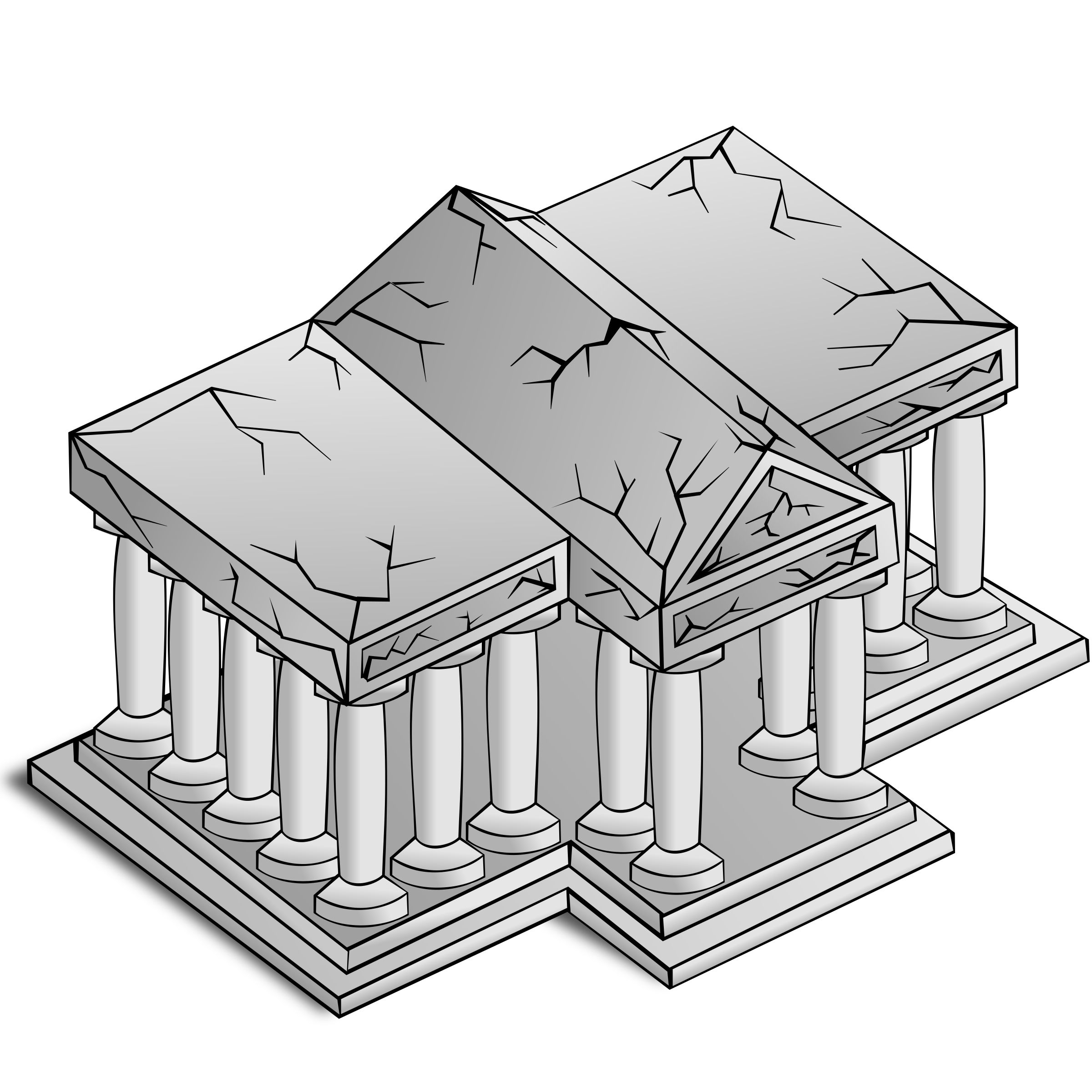 Greek clipart greek pillar. Rpg map symbols university