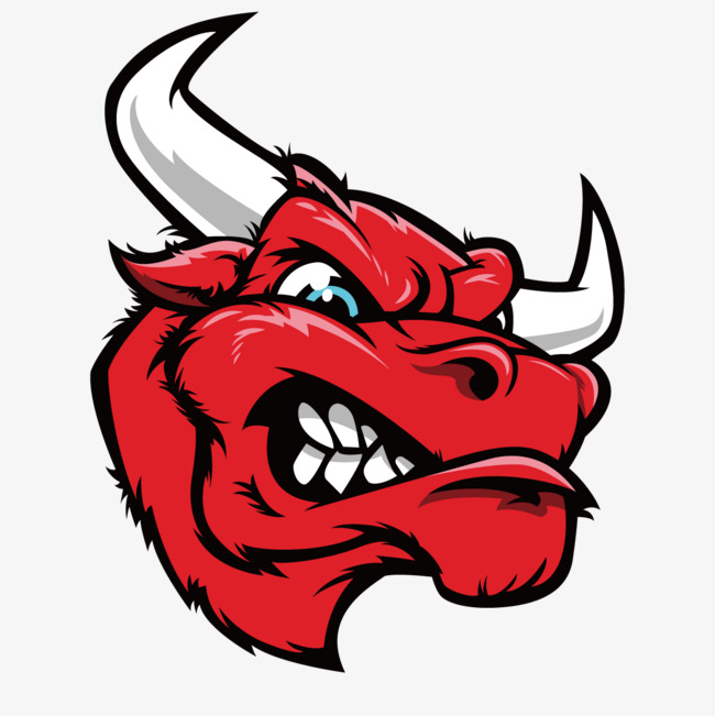 Bull clipart angry bull. Anger tau red png