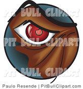 Pit clip art of. Bull clipart beast