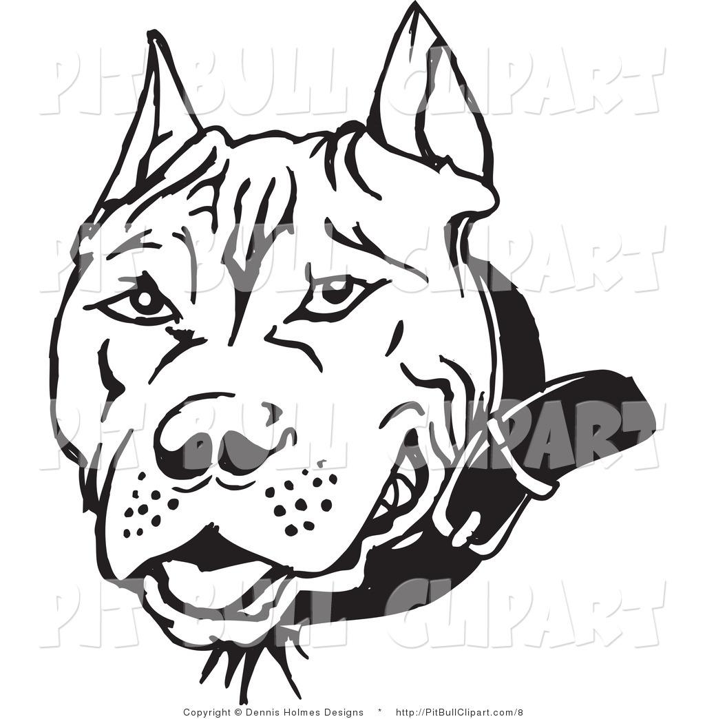 Clip art of a. Bull clipart bull face