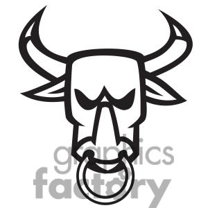 Drawing at getdrawings com. Bull clipart bull face