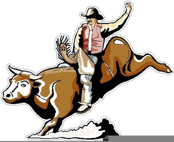 Bull clipart bull rider. Riders free images at