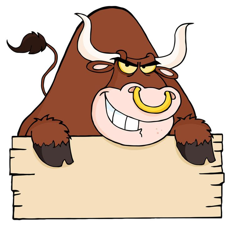 Antlers clipart animated.  best bulls images