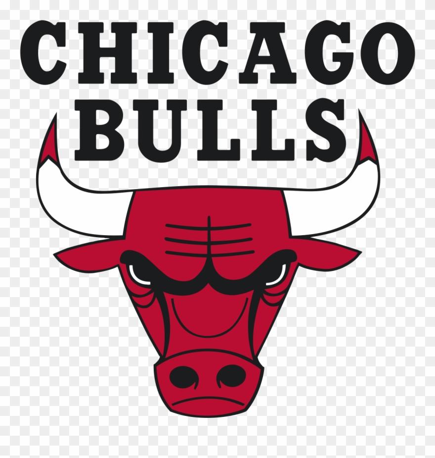 Bull clipart logo. Red chicago bulls png
