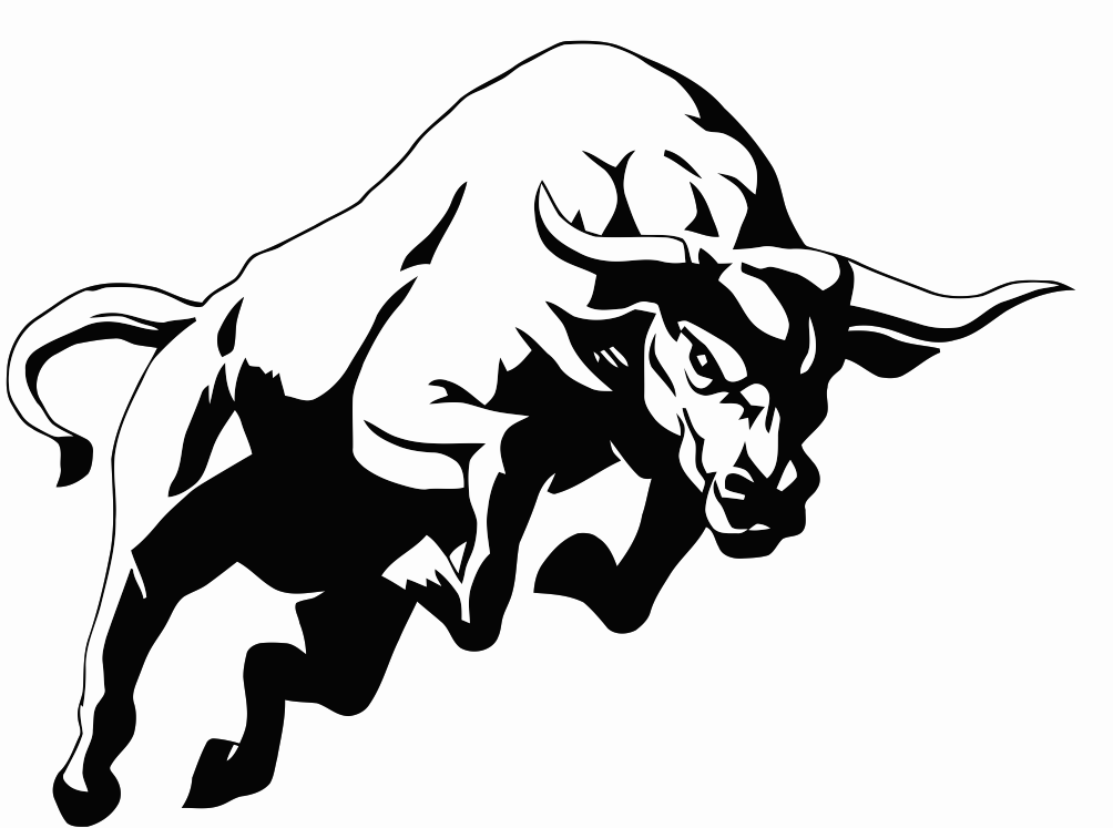Free download clip art. Bull clipart logo