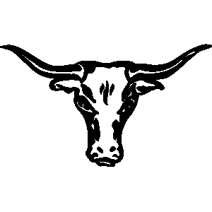 Free cattle cliparts download. Longhorn clipart longhorn cow