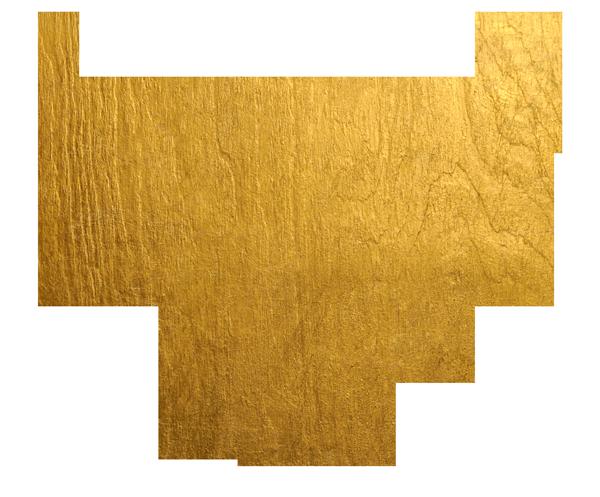 Bull clipart symbol. Chicago bulls gold logo