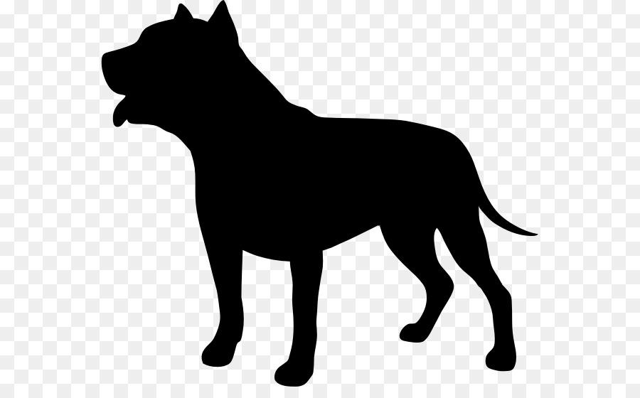 Bulldog clipart american bulldog. Pit bull terrier clip