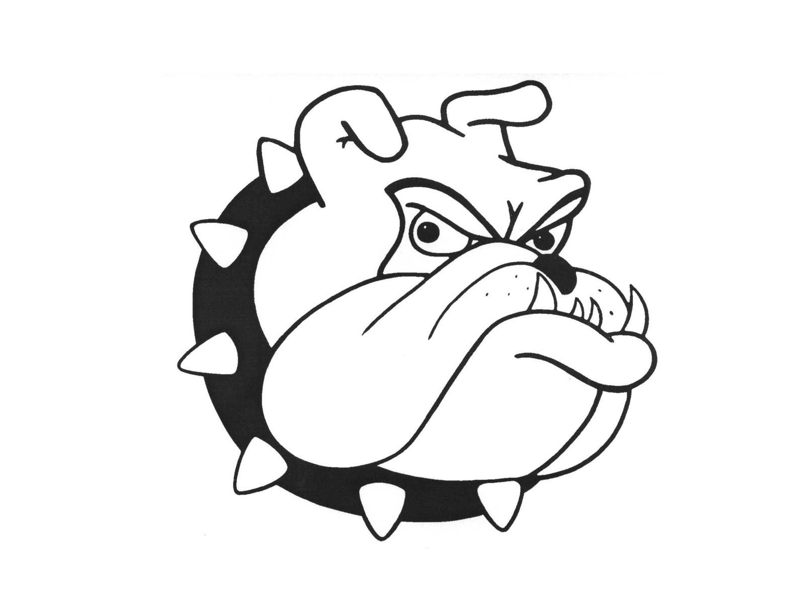 Bulldog clipart baby bulldog. English drawing at getdrawings