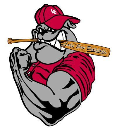 Bulldog clipart baseball. Lake erie bulldogs lakeeriebulldog