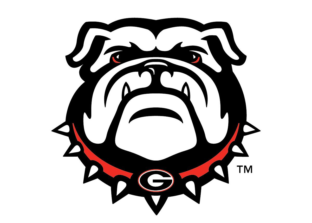Bulldog clipart black and white. Free image clipartpost