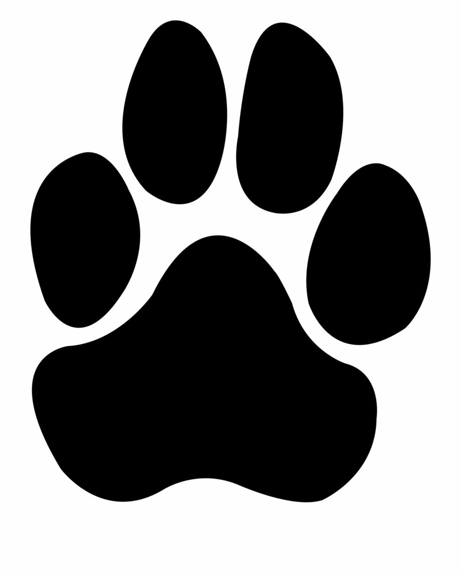 Paw clipart bull dog. Bulldog print png