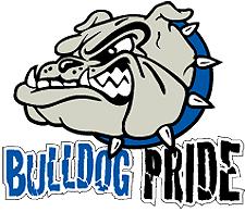 Home mckee elementary school. Bulldog clipart pride