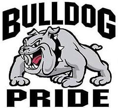 Bulldog clipart pride. Winslow lady bulldogs knock